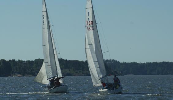 Finn states sailing instructions – woollahra sailing club.